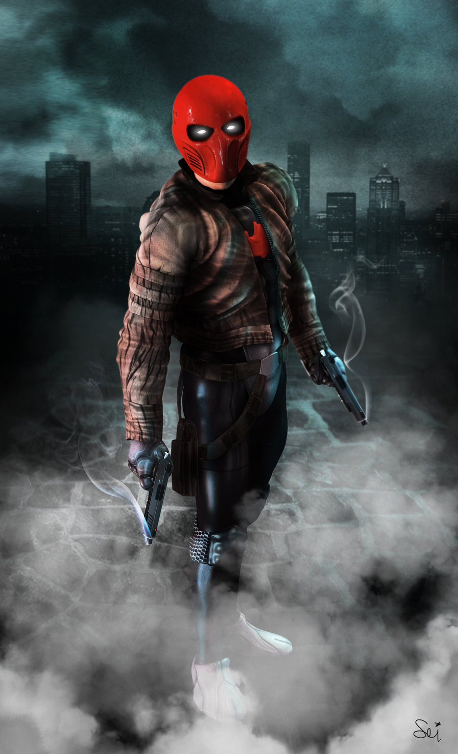 Free Download Red Hood Jason Todd Wallpaper Red Hood And The