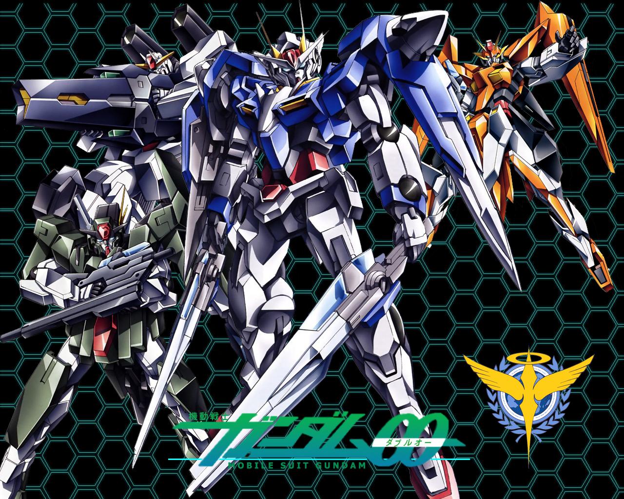 Gundam 00 2nd 1280x1024