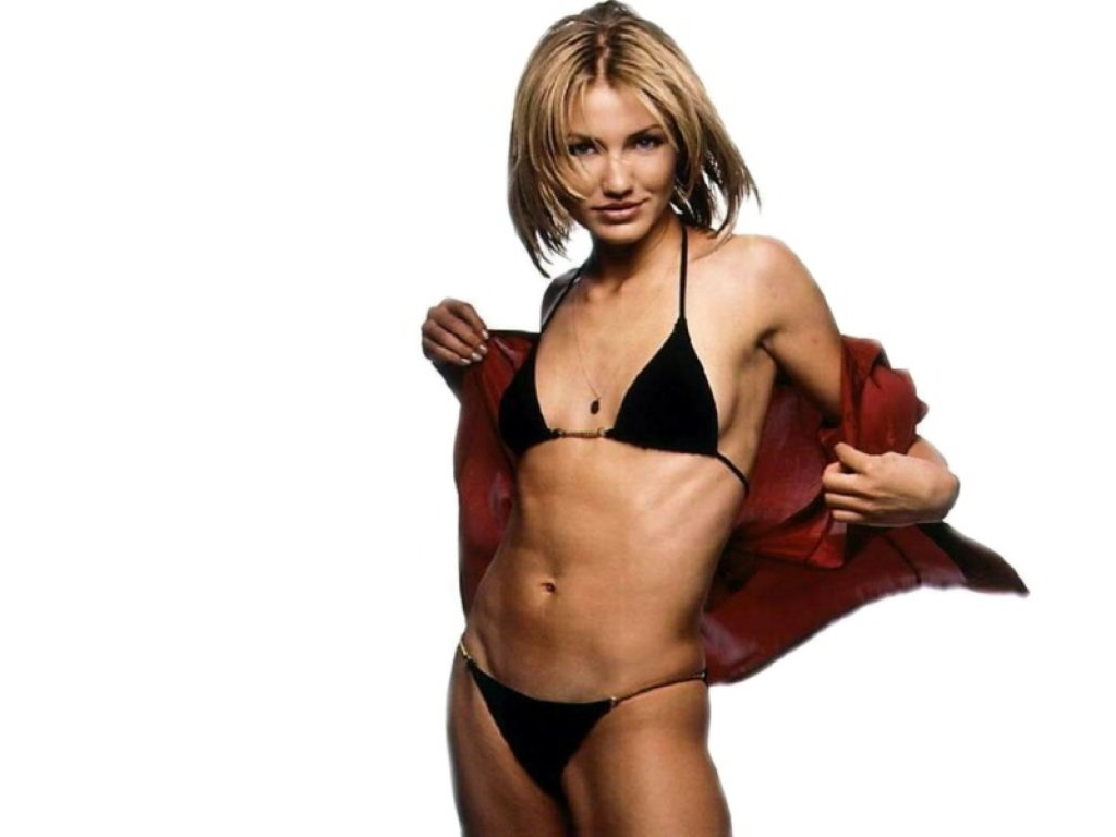 Cameron Diaz Desktop Wallpapers for Widescreen HD 1024x768