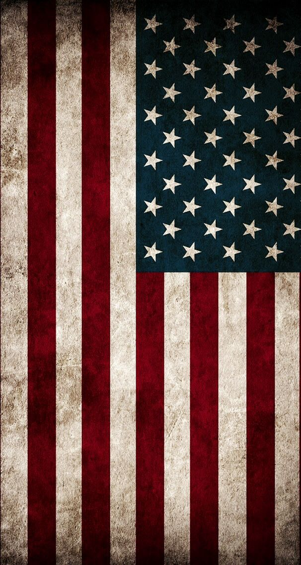 American flag wallpaper iPodiPhone 5 Cell phone background 606x1136