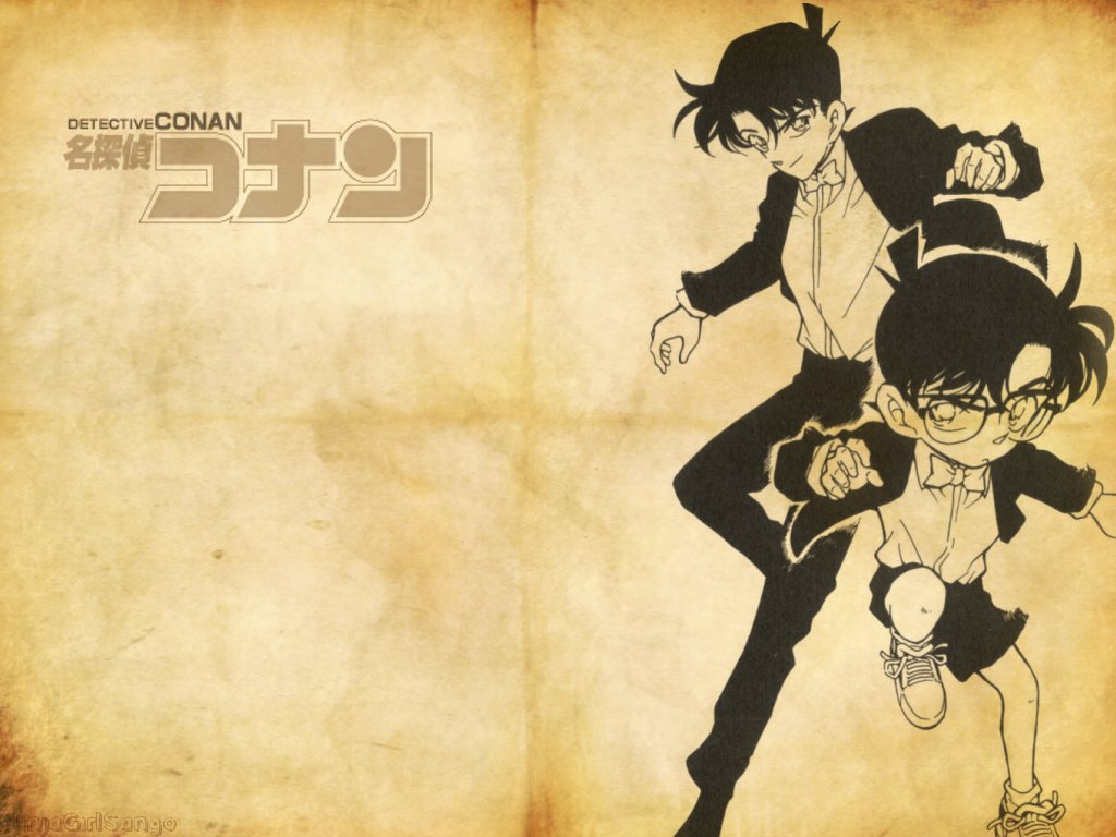 Detective Conan Shinichi wallpapers55com   Best Wallpapers for PCs 1024x768