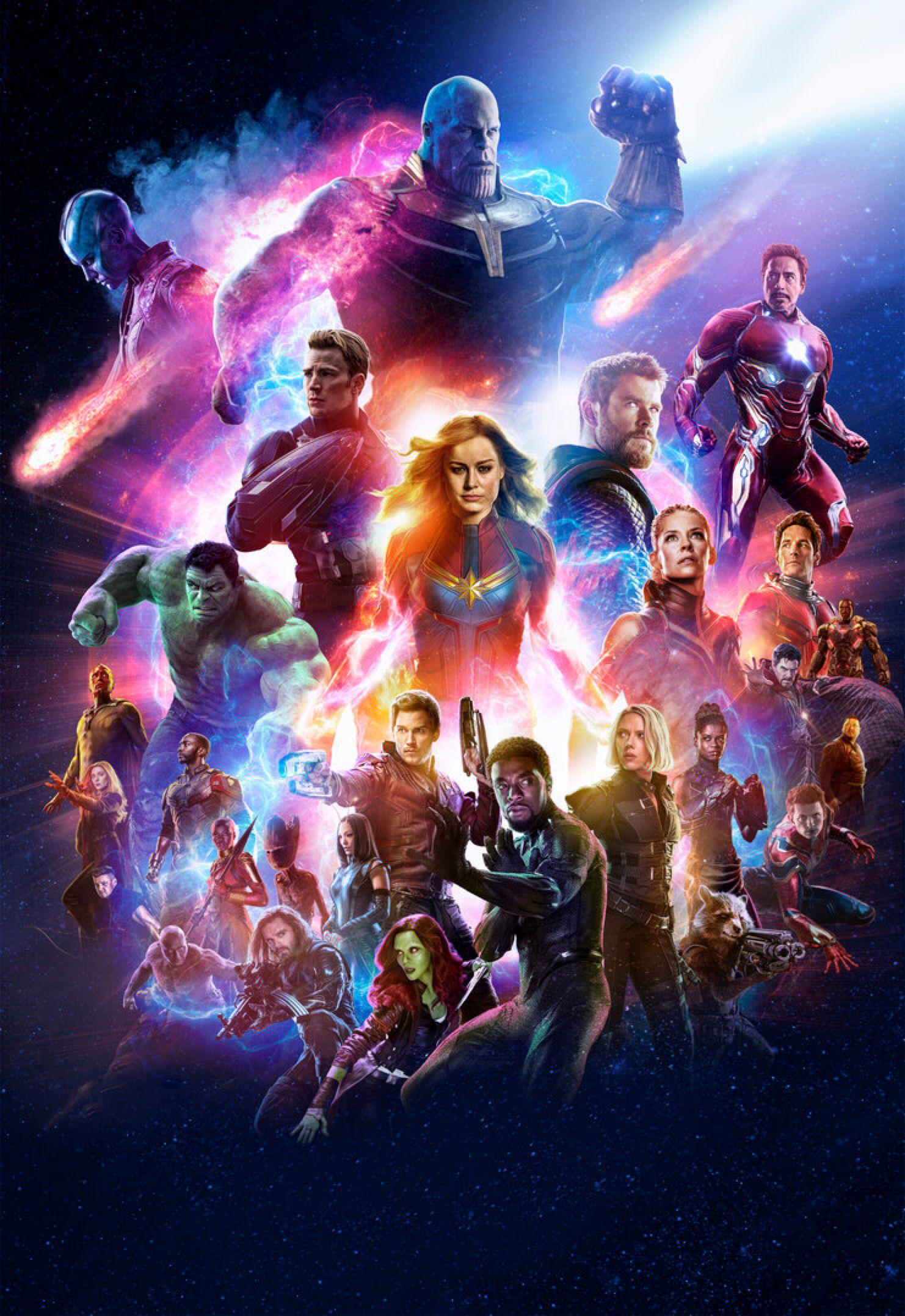 7000+ Wallpaper Avengers Endgame 3d  Gratis