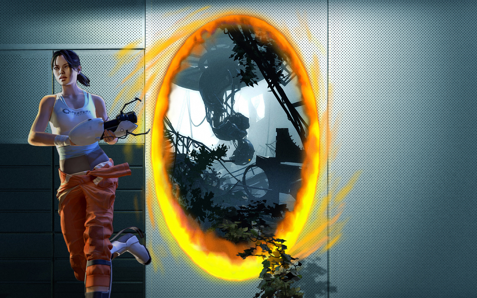Portal 2 Wallpapers in HD High Resolution 1920x1200