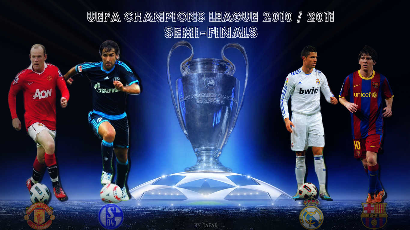 UEFA Champions League Wallpapers Football 3838 Wallpaper 1365x768