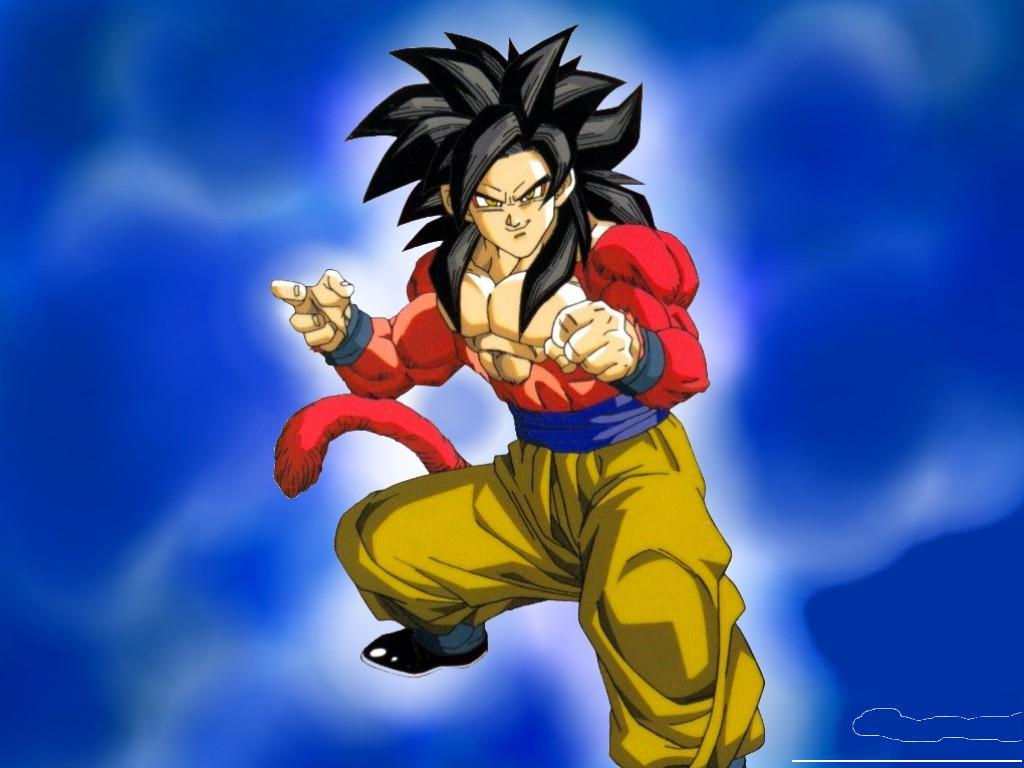 Dragon Ball Gt Goku 1173 Hd Wallpapers in Cartoons   Imagescicom 1024x768