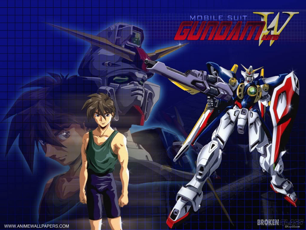 Download full size Gundam Wing Wallpaper Num 22 1024 x 768 184 1024x768