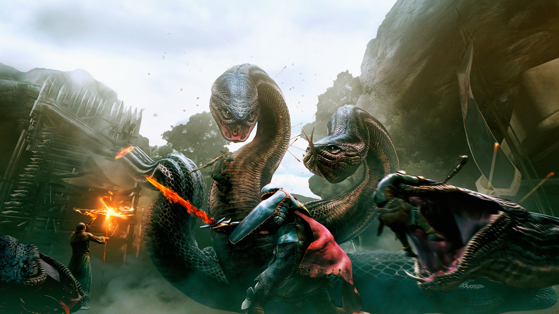Dragons Dogma Wallpapers in HD 1920x1080