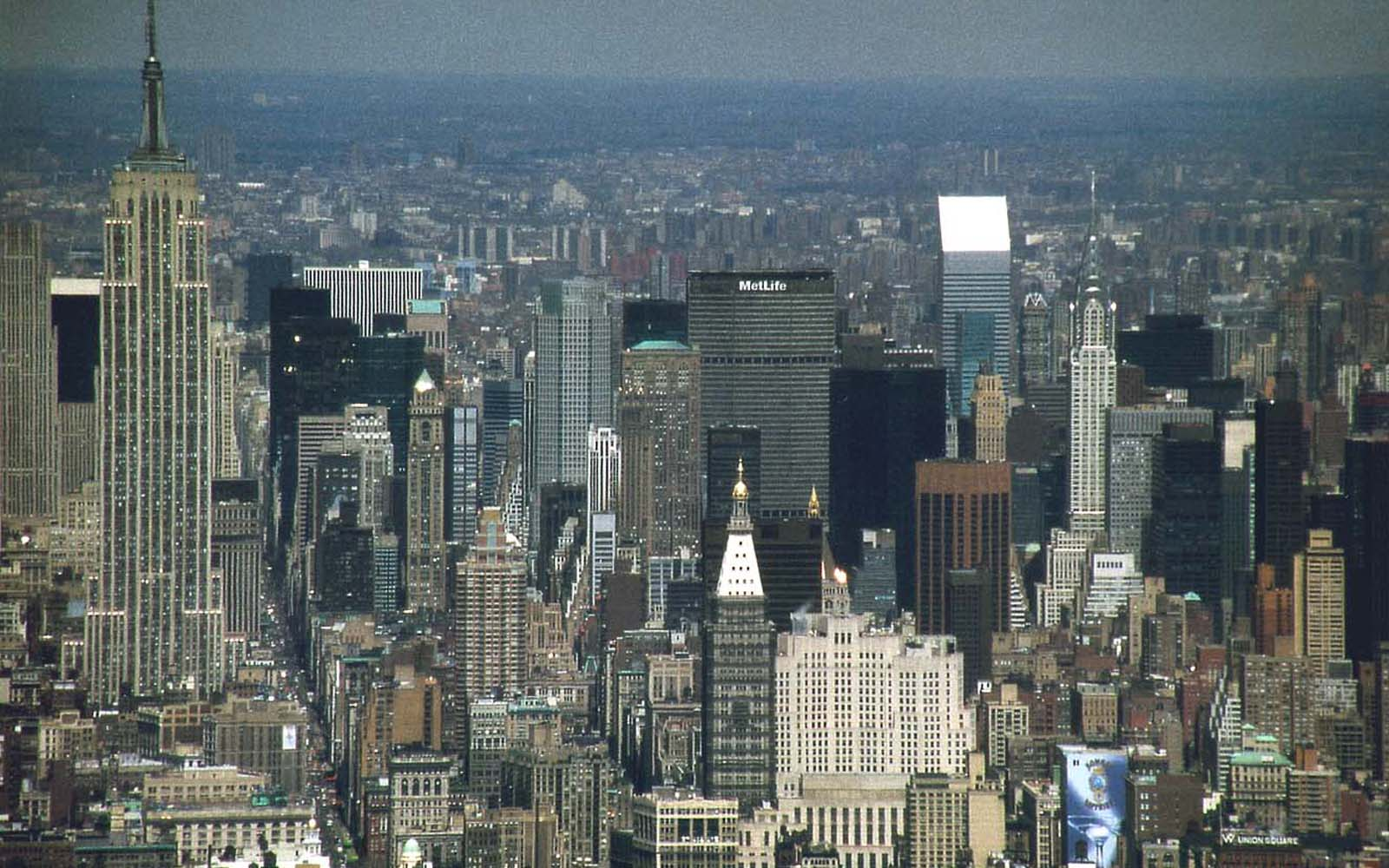 wallpapers New York City Wallpapers 1600x1000