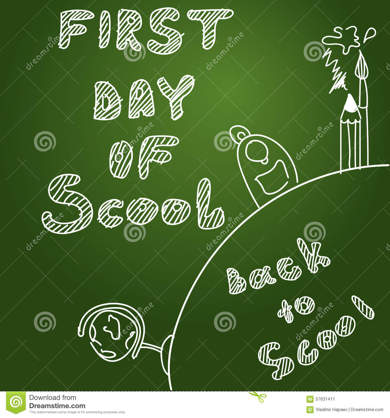 Best 49 First Day of School Backgrounds on HipWallpaper First 1300x1390