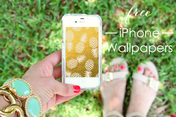 iPhone Wallpapers   Summer Edition   A Blissful Nest 600x400