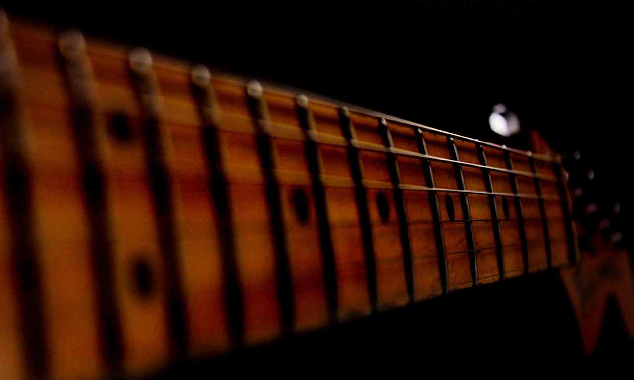 Guitar Wallpaper   Fender Stratocaster Fingerboard Fretboard Guitar 1280x768