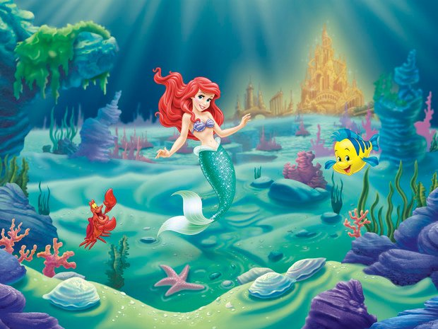 Disney Princess   Ariel 620x465