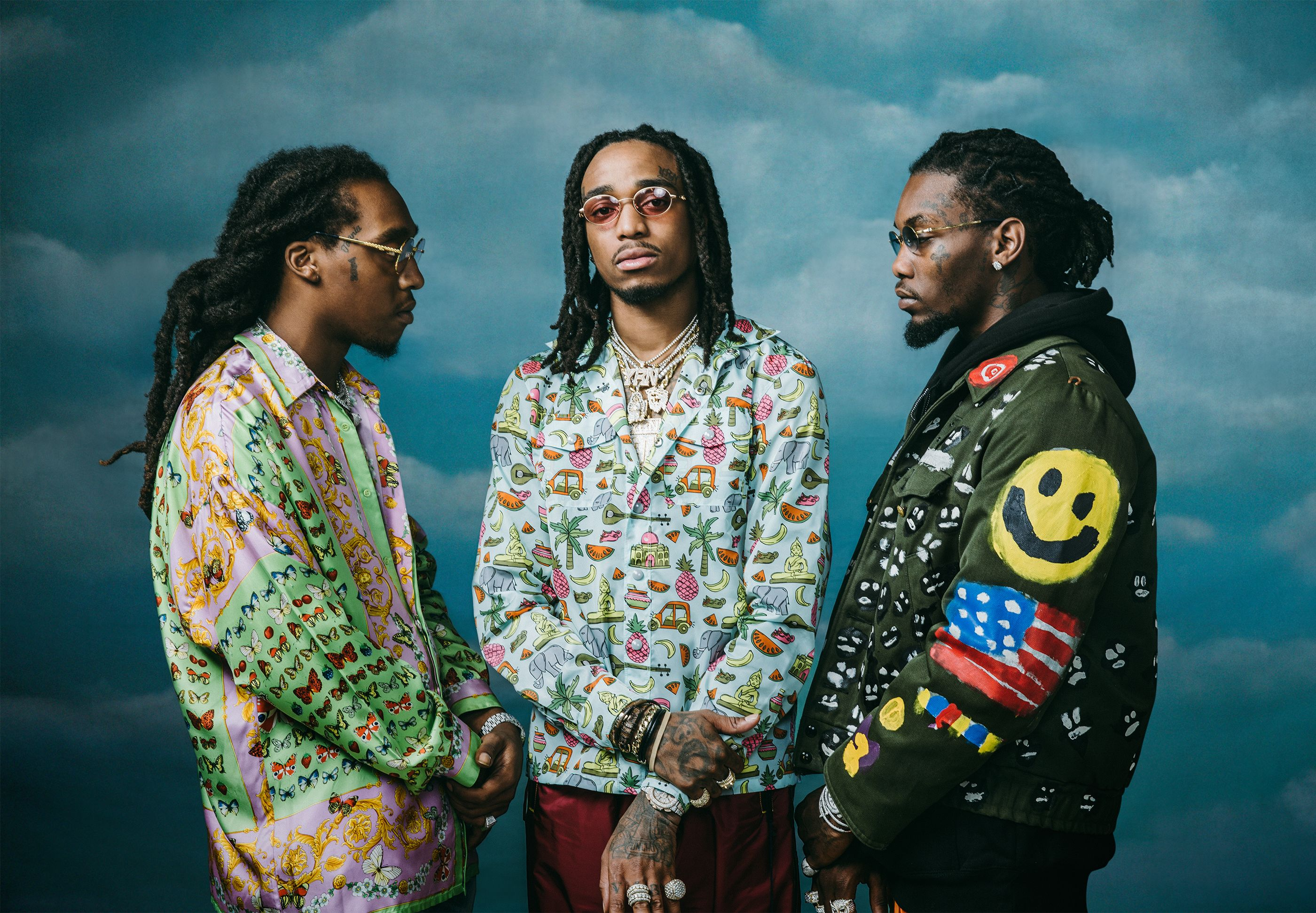 Migos Wallpapers   Top Migos Backgrounds   WallpaperAccess 2800x1941
