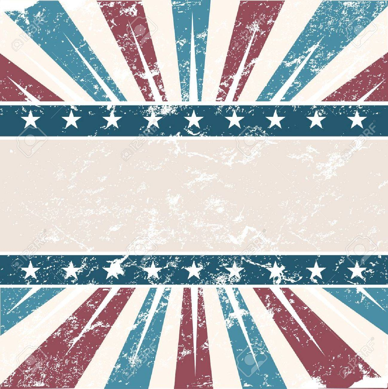 Old Colors American Background Royalty Cliparts Vectors And 1298x1300