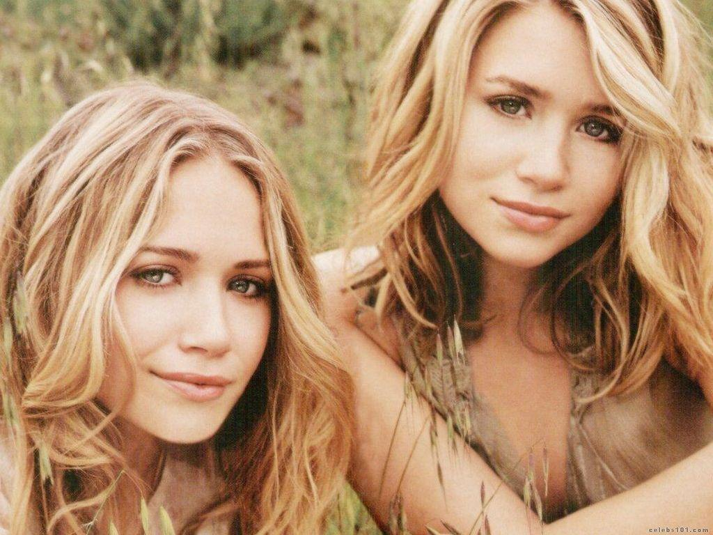 Olsen Twins High quality wallpaper size 1024x768 of Olsen Twins 1024x768