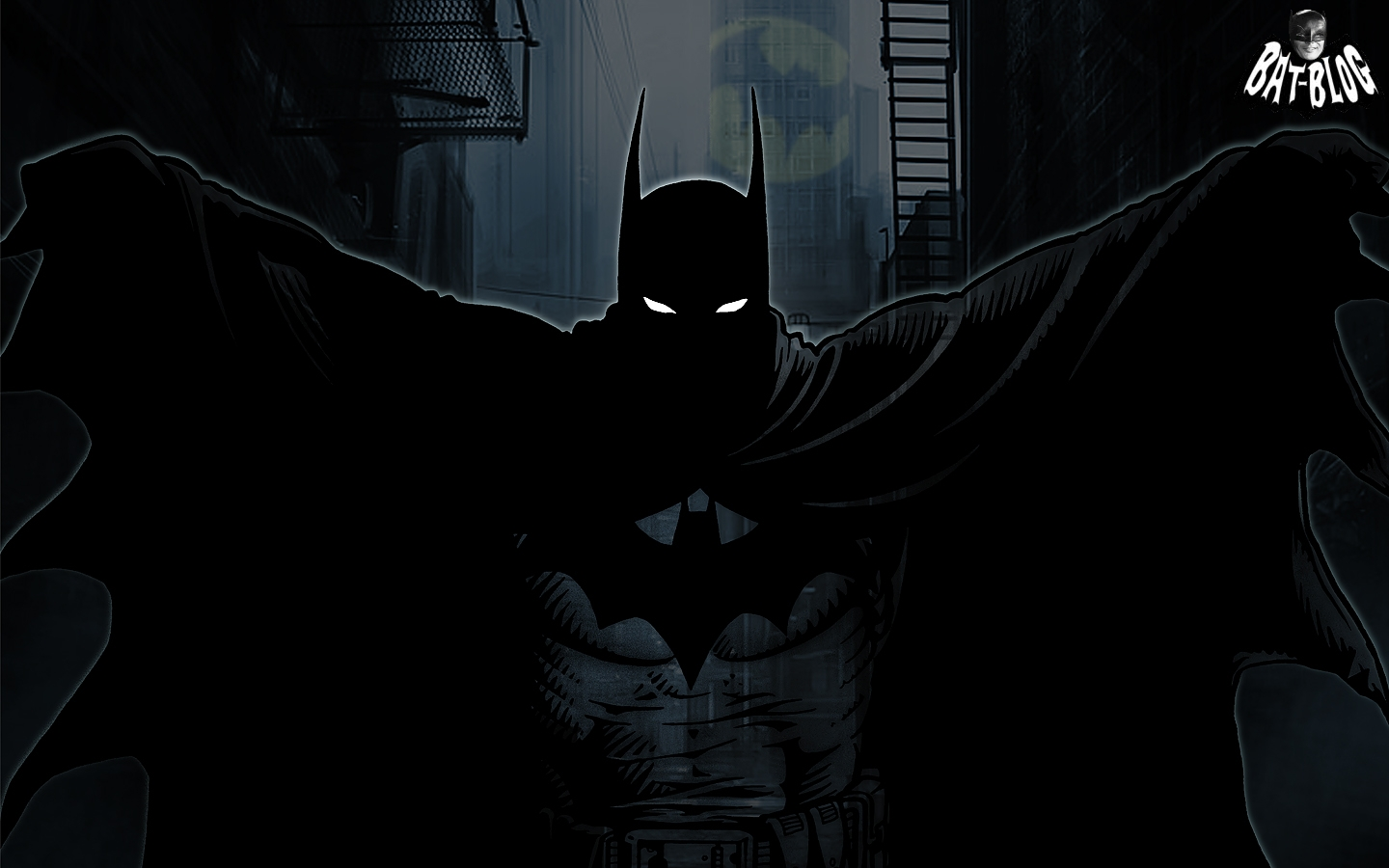 BATMAN TOYS and COLLECTIBLES Cool BATMAN WALLPAPER By Graphic Artist 1440x900