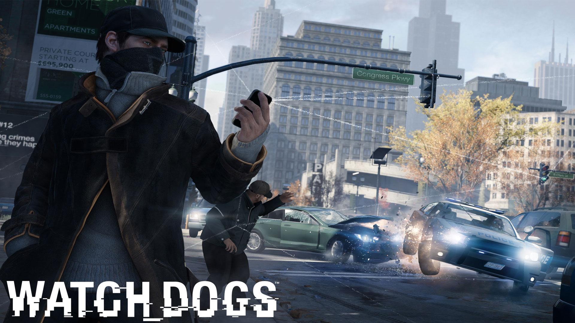 Free Download Watch Dogs Wallpaper Hd Wallpaper Photo 1080p