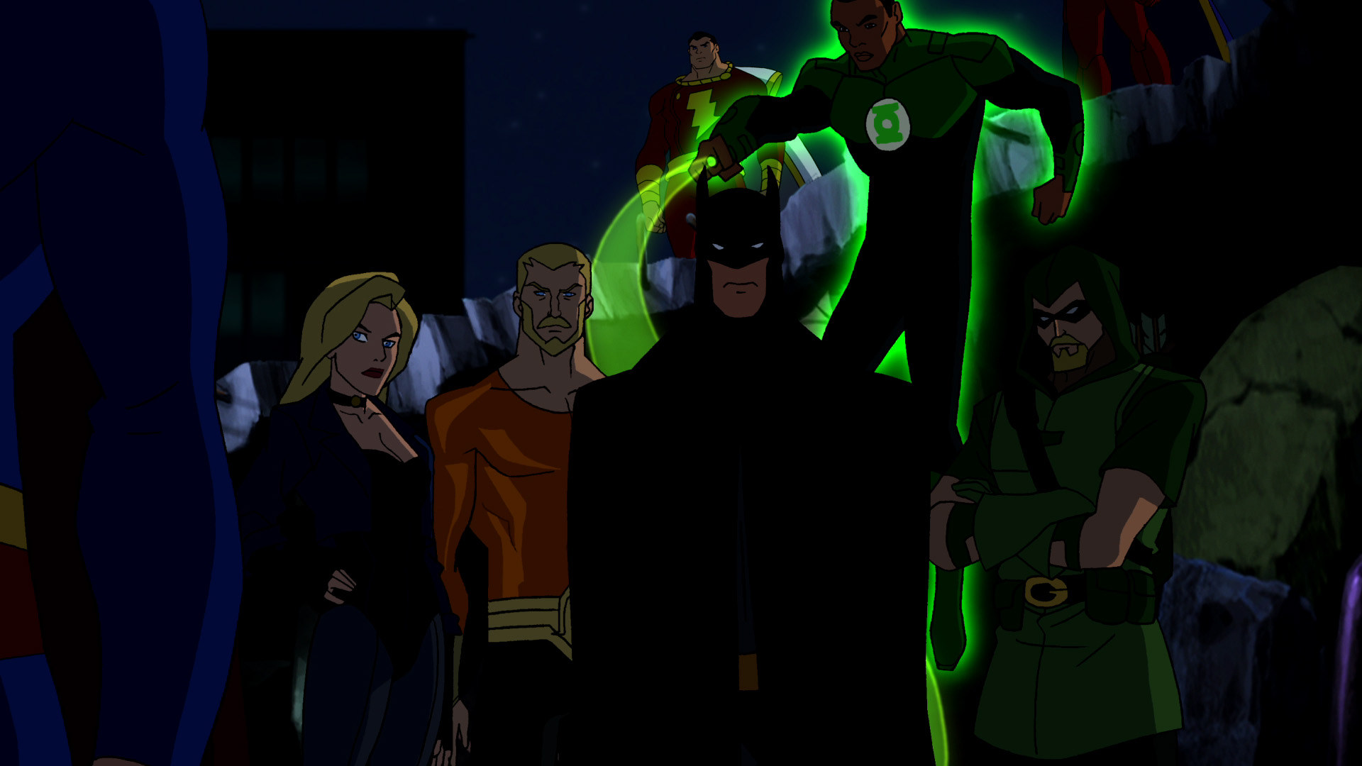 John Stewart Green Lantern Young Justice wallpaper   257531 1920x1080