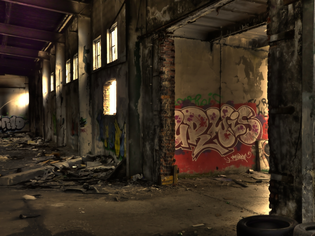 Ghetto Backgrounds 1024x768