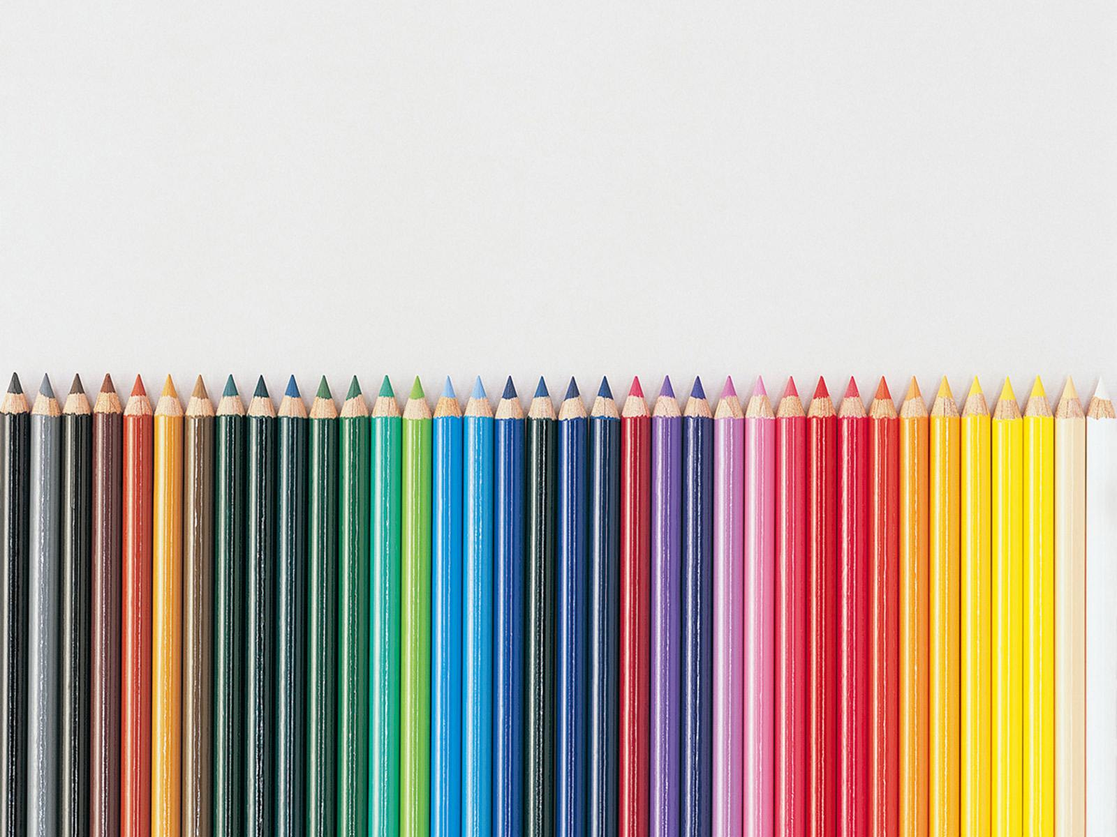 Colored Pencil Wallpapers - WallpaperSafari