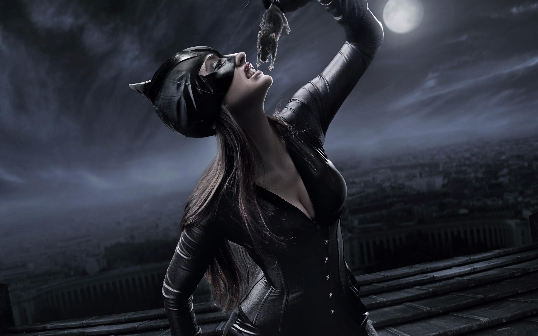 Comics   Catwoman Wallpaper 2880x1800