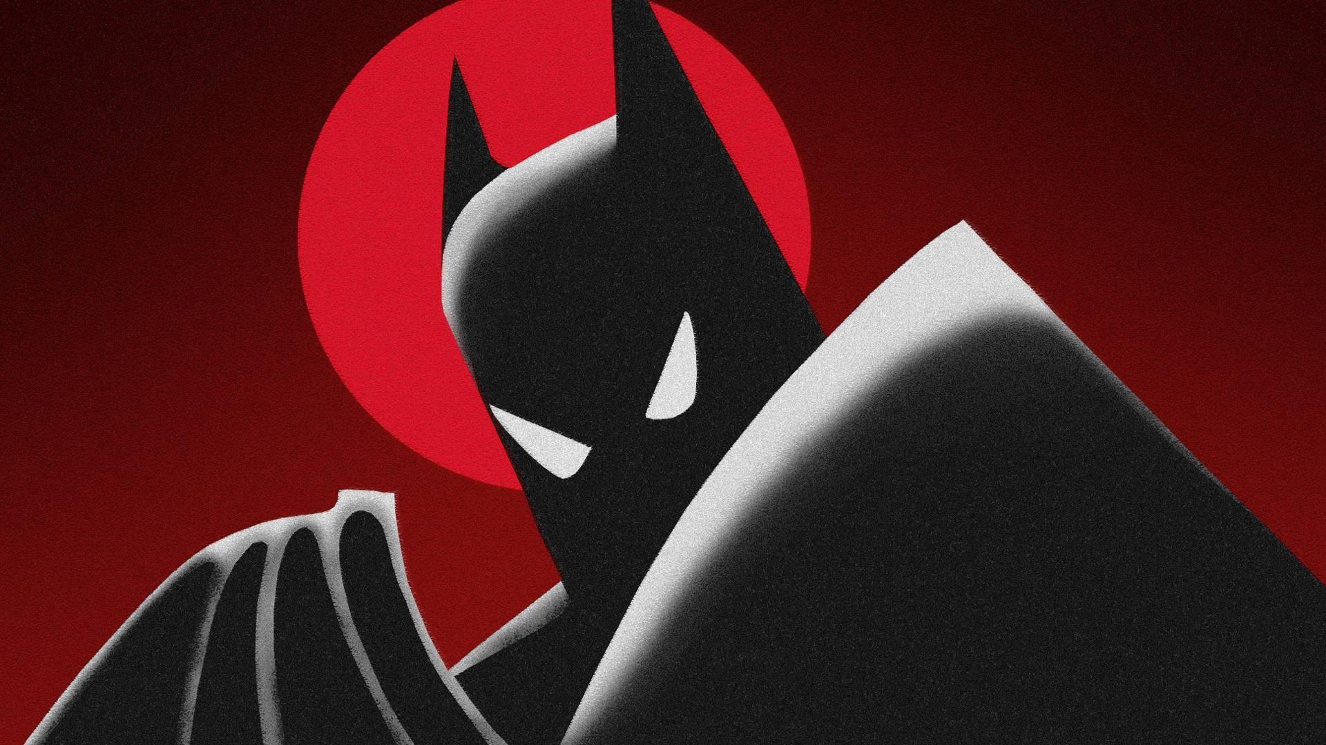 50 batman animated series wallpaper on wallpapersafari - Batman wallpaper cartoon ...