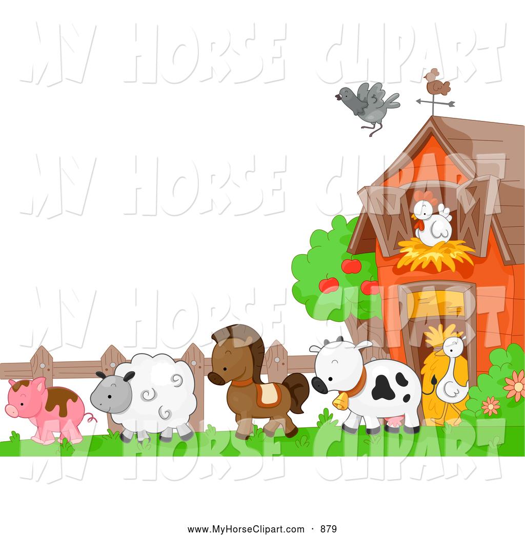 Free Download Farm Animal Border Clip Art 1024x1044 For Your Desktop Mobile Tablet Explore 47 Wallpaper Borders Farm Animals Farm Wallpaper Borders Sea Animals Wallpaper Border Country Animals Wallpaper Border