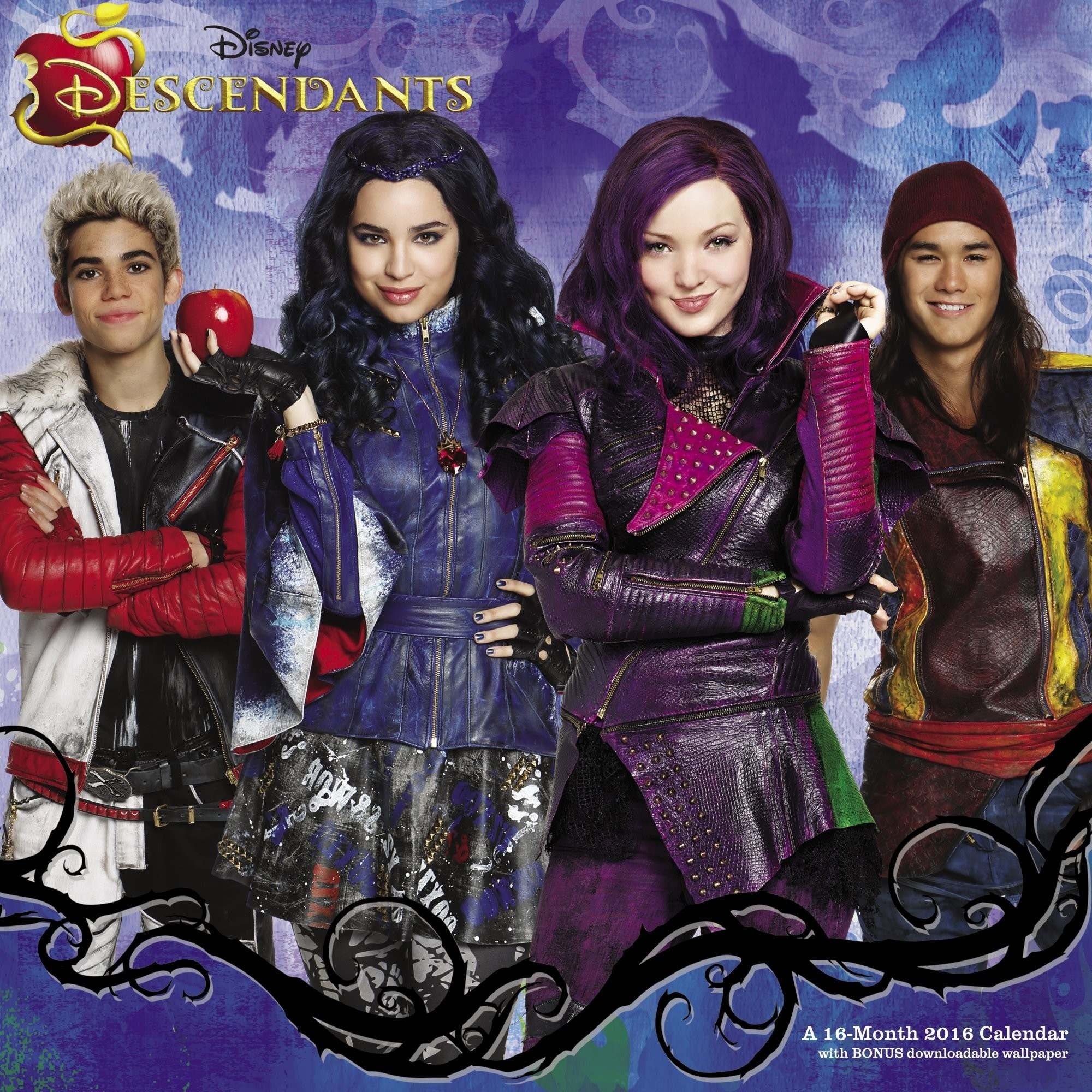 Descendants Wallpapers 62 images 2000x2000