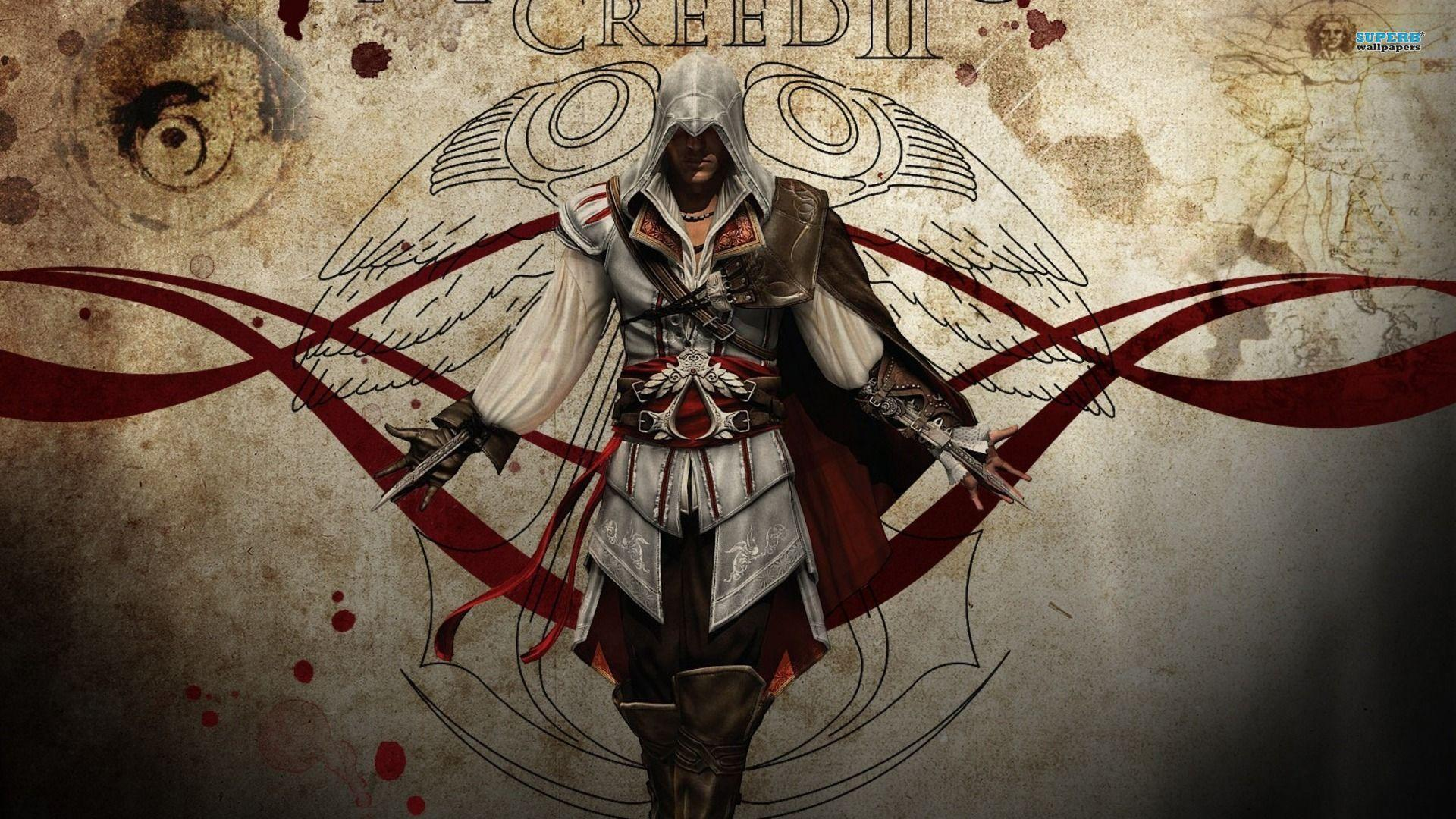Assassin Creed 2 Wallpapers 1920x1080