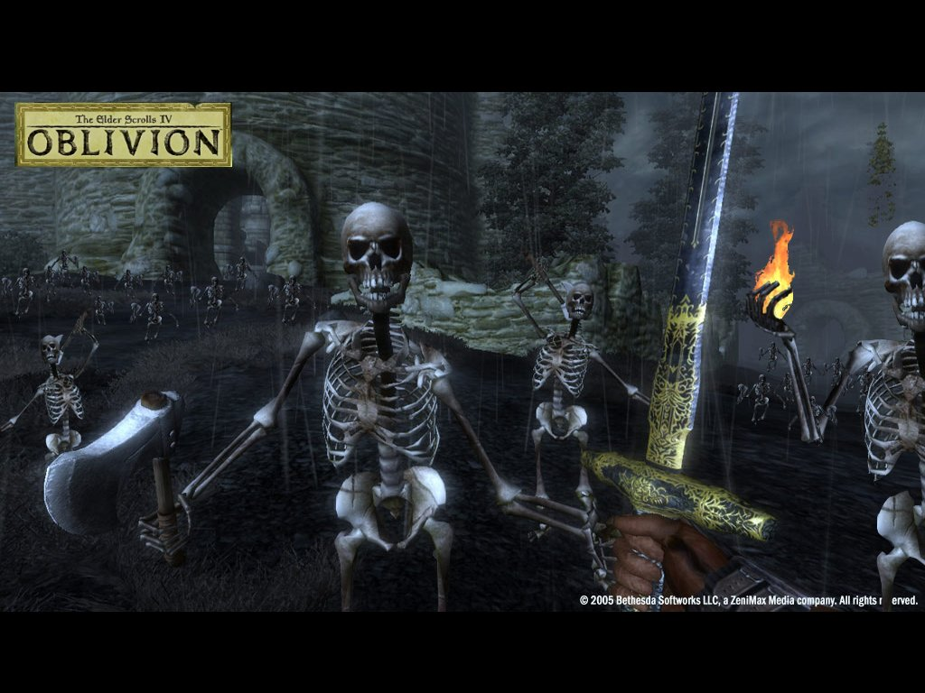 Oblivion Wallpaper Related Keywords amp Suggestions 1024x768