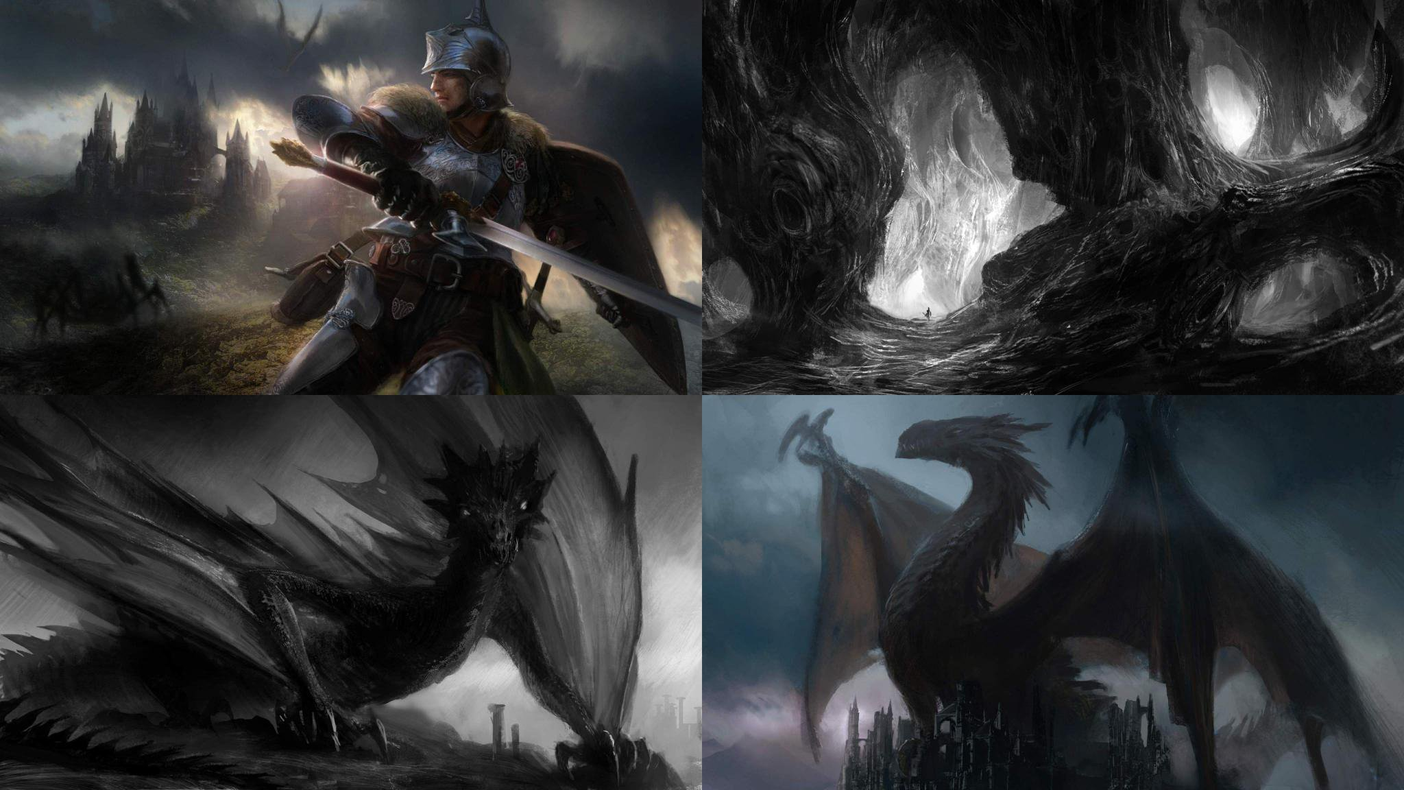 Dark Souls II saldr en marzo de 2014 segn un cartel del E3 2048x1152