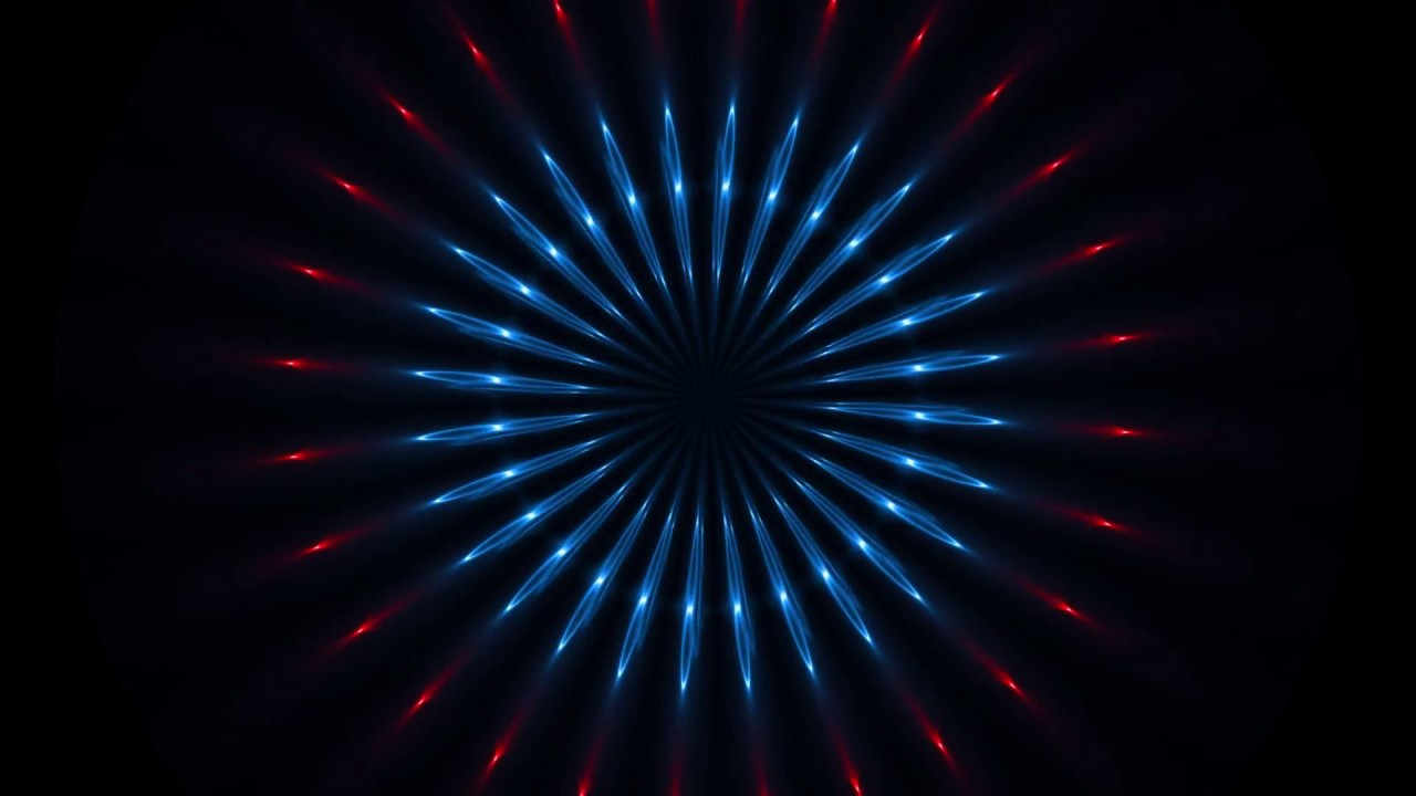 Electro Light DjVj Animated Background DownloadHD 1280x720