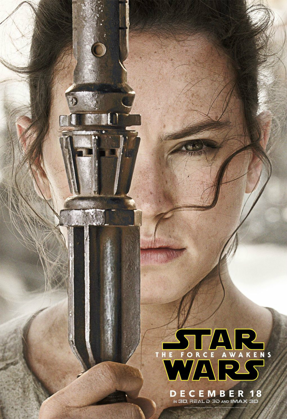and more get awesome new Star Wars posters but wheres Luke 1000x1459