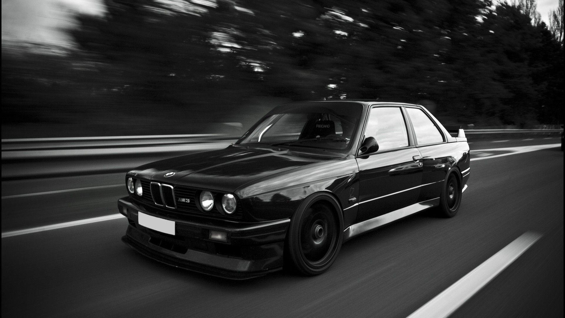 BMW E30 Wallpapers 1920x1080