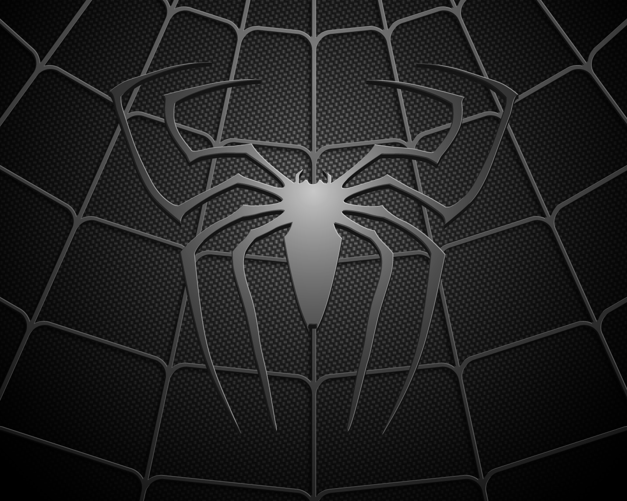 Spiderman Logo Hd Wallpaper Spiderman logo 1280x1024
