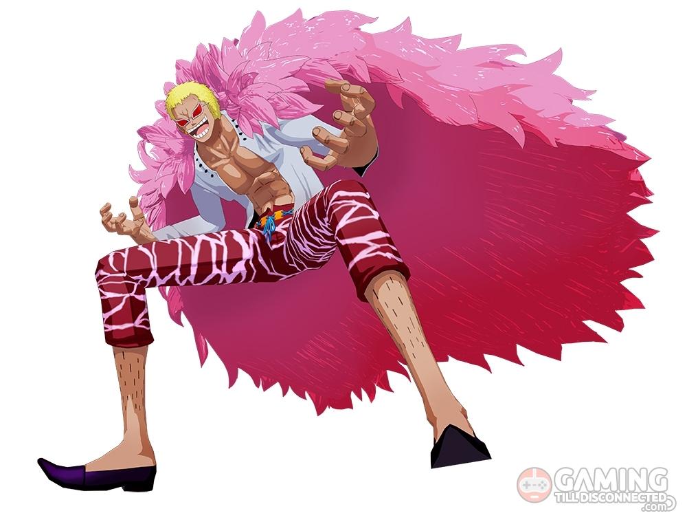 One Piece Doflamingo Wallpaper - WallpaperSafari