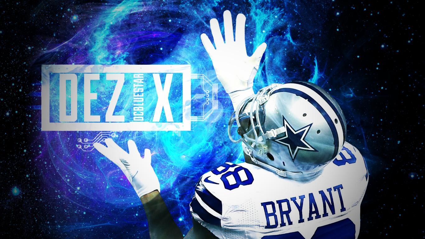 Free Download Dez Bryant X Wallpaper Dezx By Dcbluestar