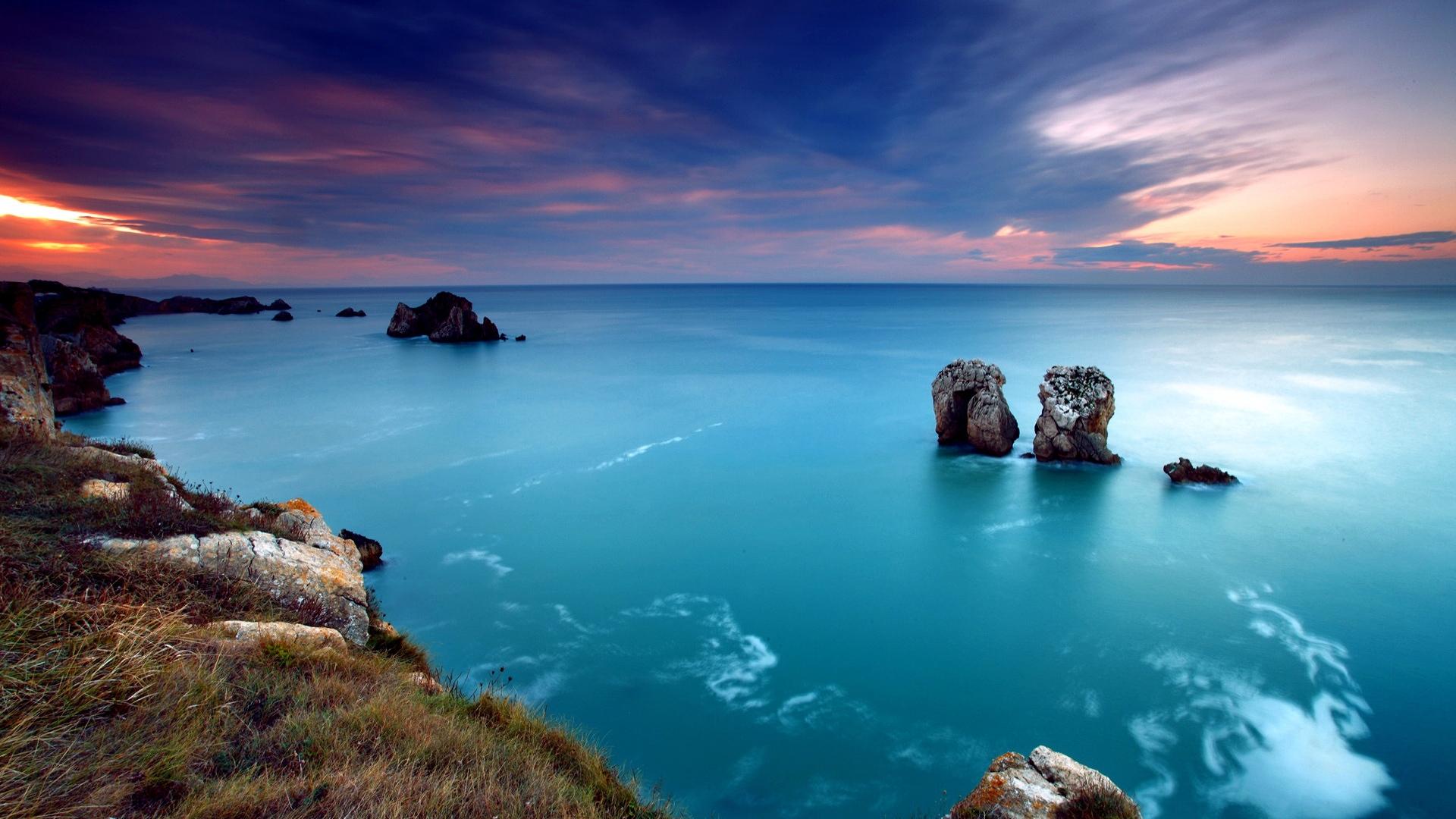 Ocean View | Full HD Desktop Wallpapers 1080p