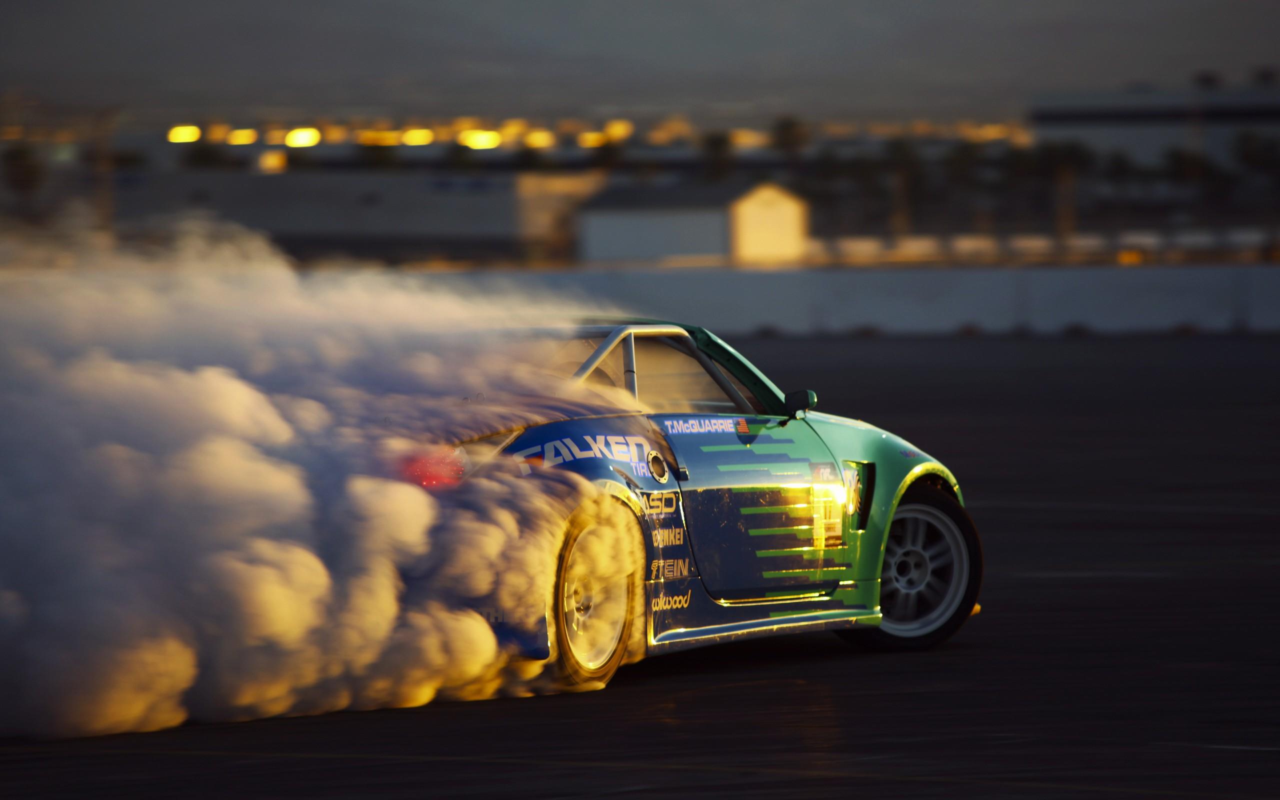 Top Car Drift Racing Wallpaper Desktop Wallpaper WallpaperLepi 2560x1600