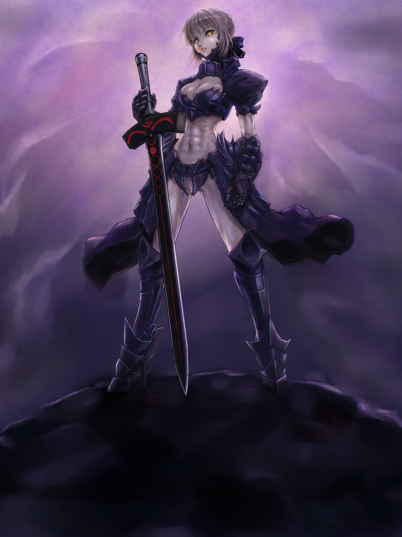 Saber Ecchi Fate Zero Fateextra Stay Night Fatestay 2250x3014