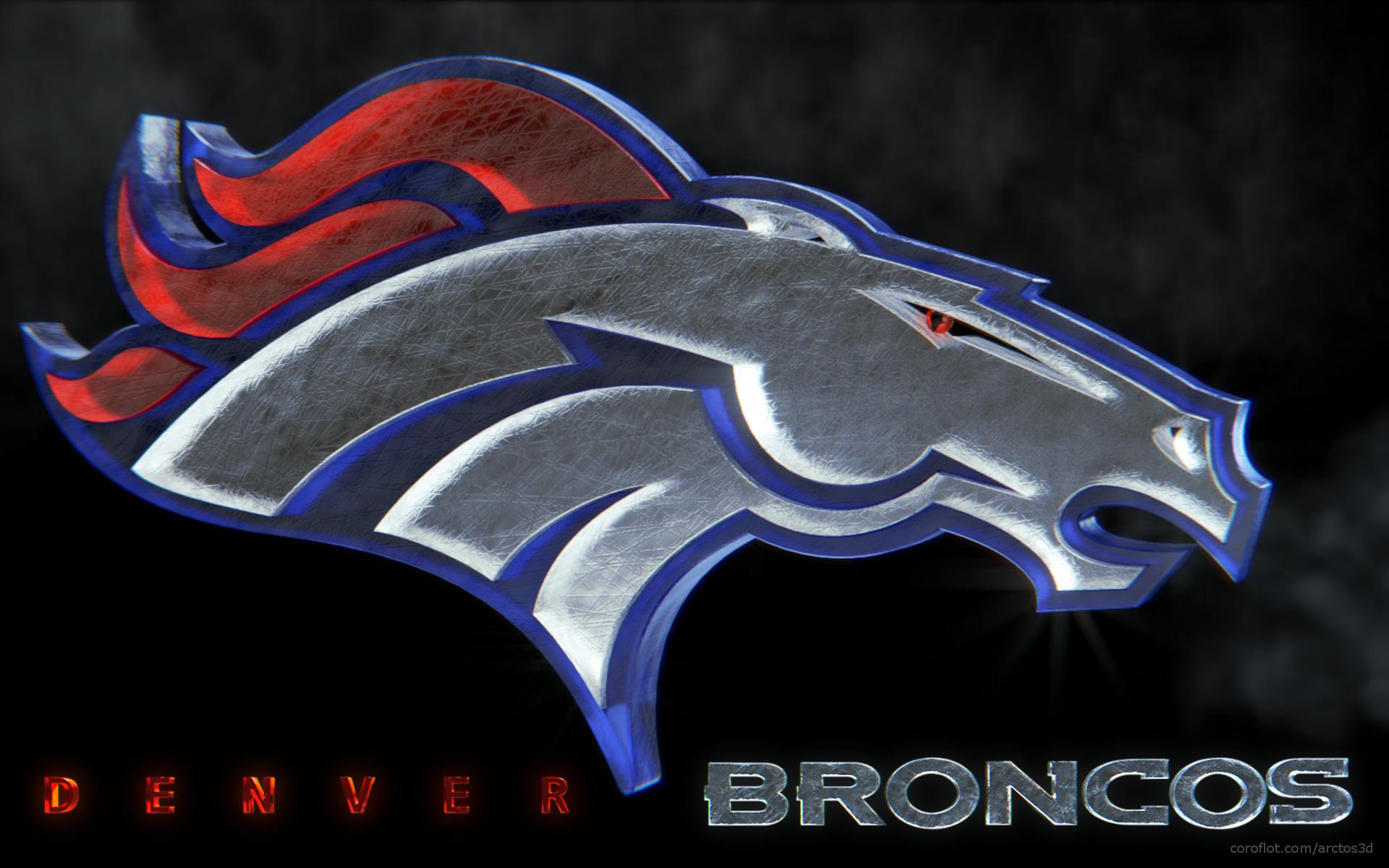 Denver Broncos Logo 41604 MOVDATA 1920x1200