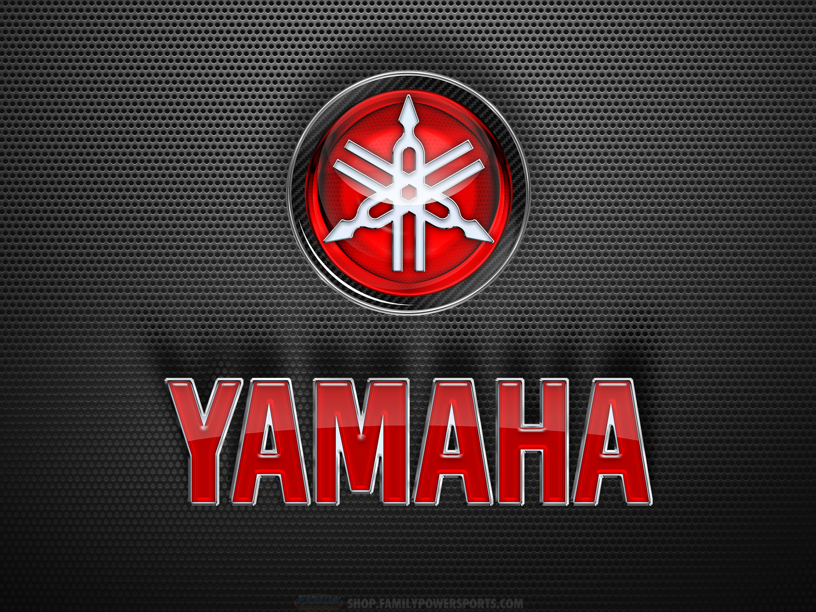Yamaha Logo Wallpaper Peinture 1600x1200