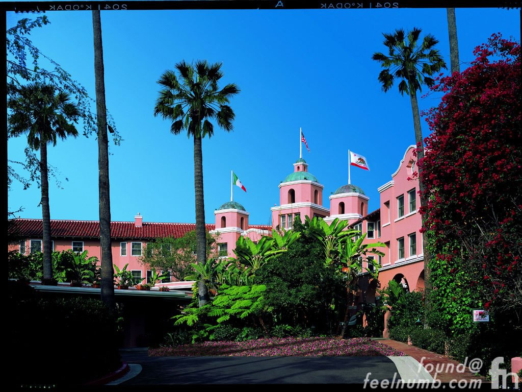 Beverly Hills Hotel which is located on Sunset Boulevard in Beverly 1024x768