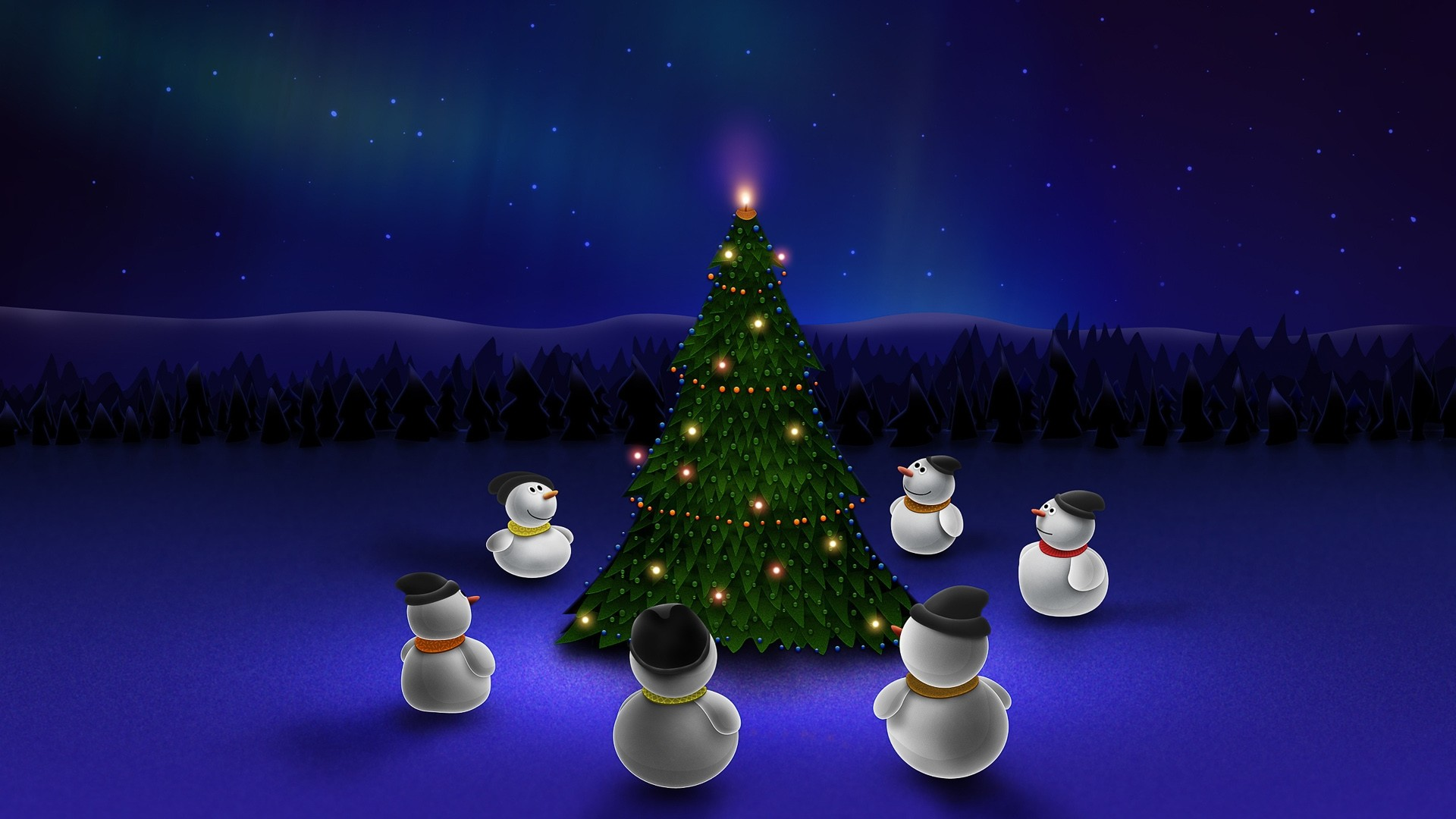 Animated Christmas Wallpapers for Desktop 56 images 1920x1080