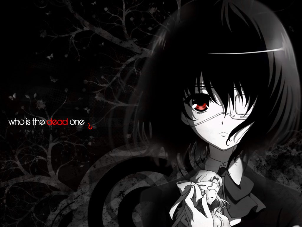 Free Download Horror Anime Wallpaper Wallpapers Of Another Anime 1024x768 For Your Desktop Mobile Tablet Explore 47 Creepy Anime Wallpaper Free Creepy Wallpapers Creepy Wallpapers Creepy Wallpapers Hd