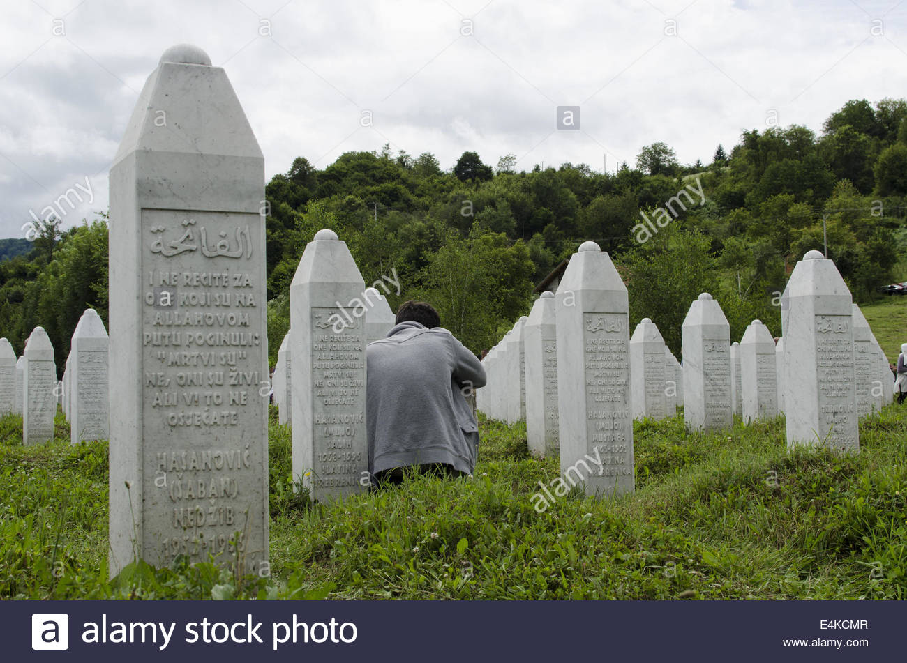 Srebrenica Stock Photos Srebrenica Stock Images   Alamy 1300x951