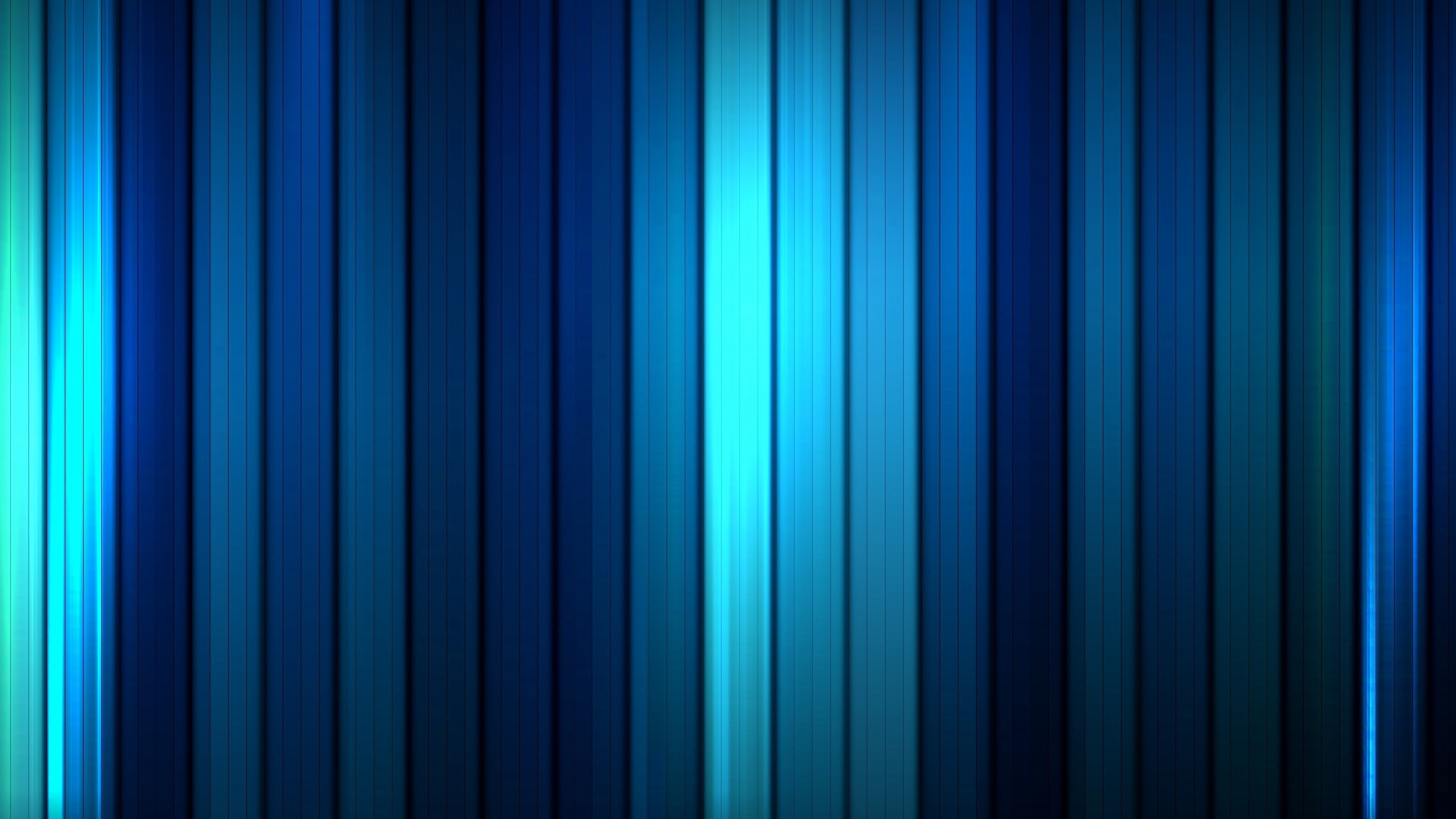 2560x1440 Vertical blue stripes desktop PC and Mac wallpaper 2560x1440