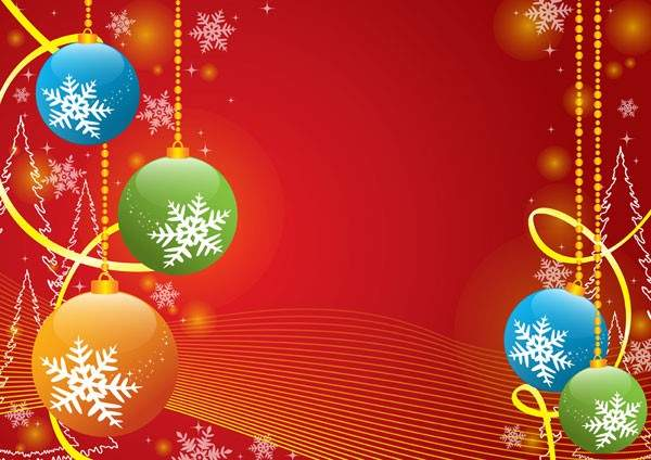 Wallpapers Cute Christmas Ball   Christmas Light Wallpapers 600x424