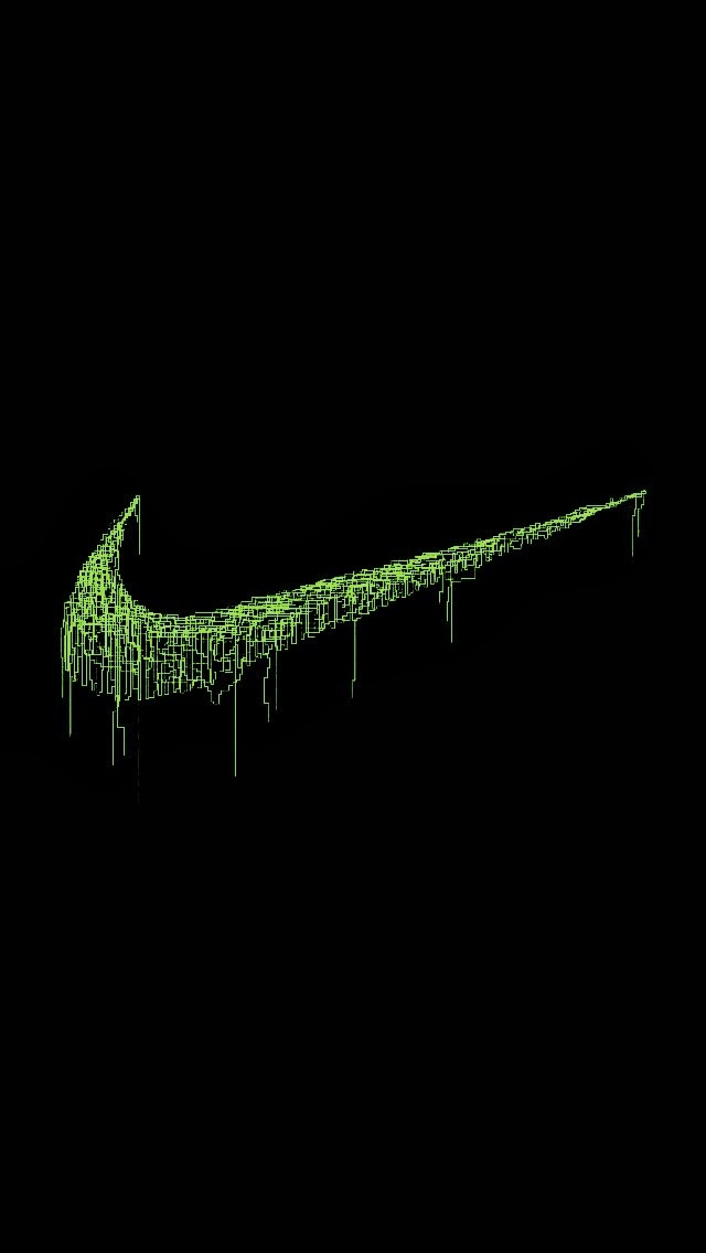 cold nike logo iphone 5 5s 5c wallpaper Car Pictures 640x1136