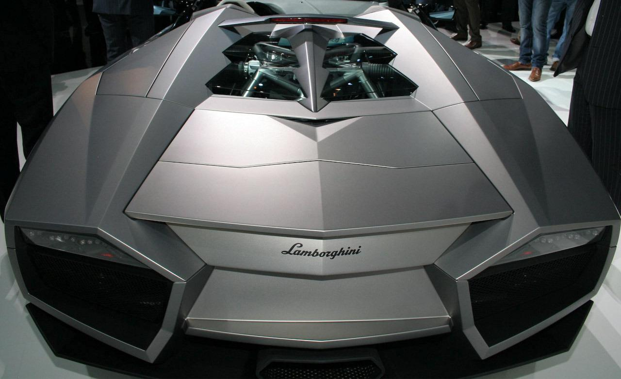 Lamborghini Reventon Roadster Wallpaper